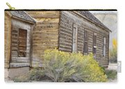 Rustic Building Carry-all Pouch