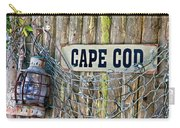Rustic Cape Cod Carry-all Pouch by Bill Wakeley