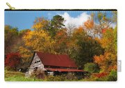 Rustic Charm Carry-all Pouch