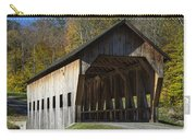 Rustic Covered Bridge Carry-all Pouch
