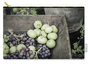 Rustic Fruit Carry-all Pouch