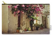 Rustic Greek Townhouse Carry-all Pouch
