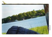 Rustic Lake Scene 1 Carry-all Pouch