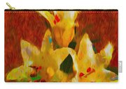 Rustic Lilies 2 Carry-all Pouch