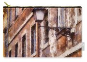Rustic Rome Apartments Carry-all Pouch