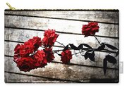 Rustic Rose Carry-all Pouch