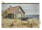 Rustic Seaside Cottage Carry-all Pouch
