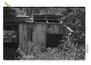 Rustic Shed 2 Carry-all Pouch