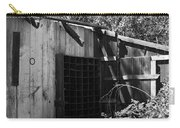Rustic Shed Carry-all Pouch