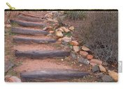 Rustic Stairway Carry-all Pouch