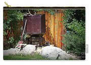 Rustic Times Carry-all Pouch