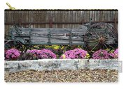Rustic Wagon Carry-all Pouch