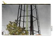 Rustic Water Tower Carry-all Pouch