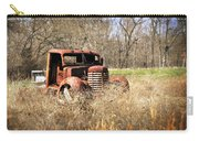 Rusting Away Carry-all Pouch by Marty Koch