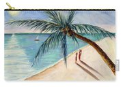 Rustling Palm Carry-all Pouch