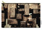 Rusty Art Carry-all Pouch by Joan Carroll