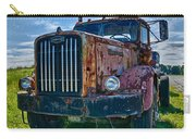 Rusty Autocar Carry-all Pouch