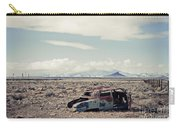 Rusty Car In Plain Carry-all Pouch