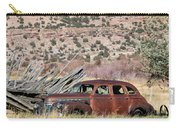 Rusty Chevrolet Special Deluxe In Manila Utah Carry-all Pouch