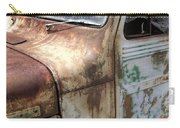 Rusty Classic Willy's Jeep Pickup Carry-all Pouch