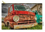 Rusty Dodge Carry-all Pouch