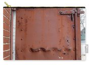Rusty Door 1 Carry-all Pouch
