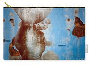 Rusty Door Abstract Carry-all Pouch