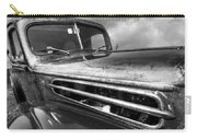 Rusty Ford 1942 Black And White Carry-all Pouch