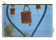 Rusty Heart 4 Carry-all Pouch