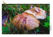 Rusty Mushroom Carry-all Pouch