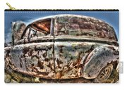 Rusty Old American Dreams - 4 Carry-all Pouch