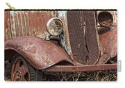 Rusty Old Chevy Carry-all Pouch