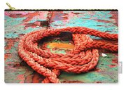 Rusty Old Ship Carry-all Pouch
