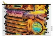 Rusty Old Truck Carry-all Pouch