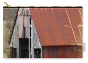 Rusty Ole Barn Carry-all Pouch