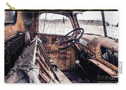 Rusty Relic Truck Carry-all Pouch