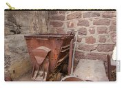 Rusty Ruins In Jerome Arizona Carry-all Pouch