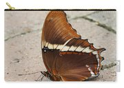 Rusty Tipped Page Butterfly Carry-all Pouch