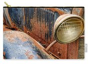 Rusty Vintage Automobile Carry-all Pouch