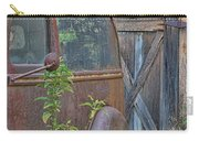 Rusty Vintage Ford Panel Truck Carry-all Pouch