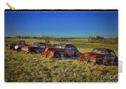 Rusty Westward Line Up Carry-all Pouch