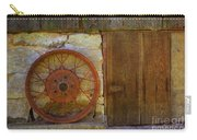 Rusty Wheel Carry-all Pouch