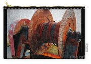 Rusty Winch  Carry-all Pouch