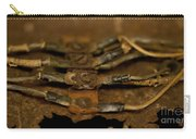 Rusty Wires Carry-all Pouch