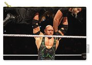 Ryback And Shield Carry-all Pouch