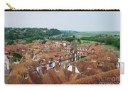 Rye Town Roofs Carry-all Pouch