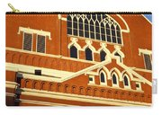 Ryman Auditorium Carry-all Pouch