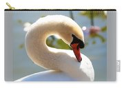 S Is For Swan Carry-all Pouch