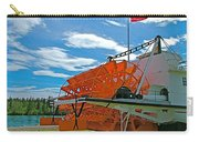 S S Klondike On Yukon River In Whitehorse-yt Carry-all Pouch