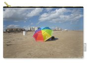 Sa Place Au Soleil / One's Place In The Sun Carry-all Pouch
